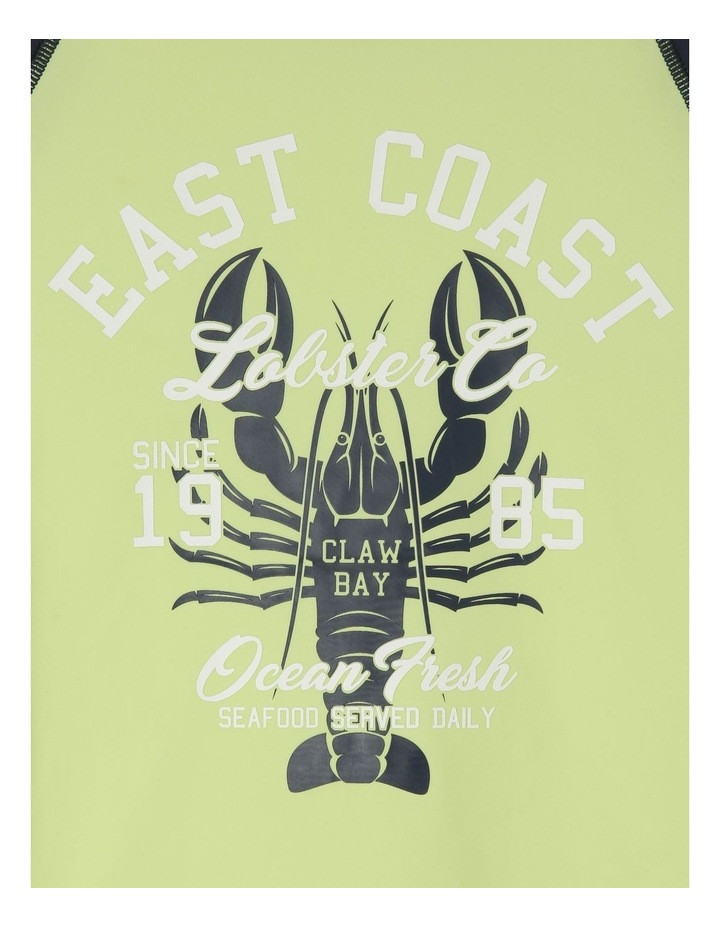 Claws Rash-Vest Set image 2