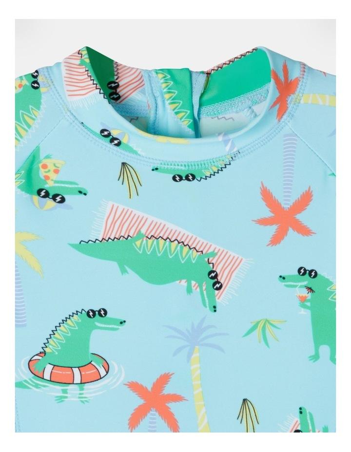 Short Sleeve Swimsuit image 2