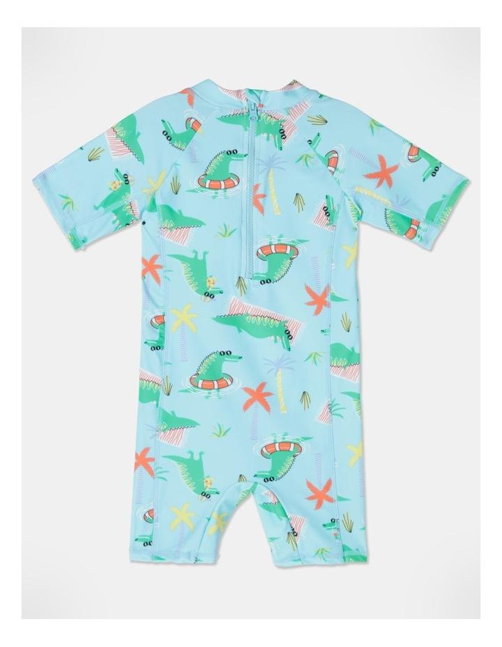 Short Sleeve Swimsuit image 6
