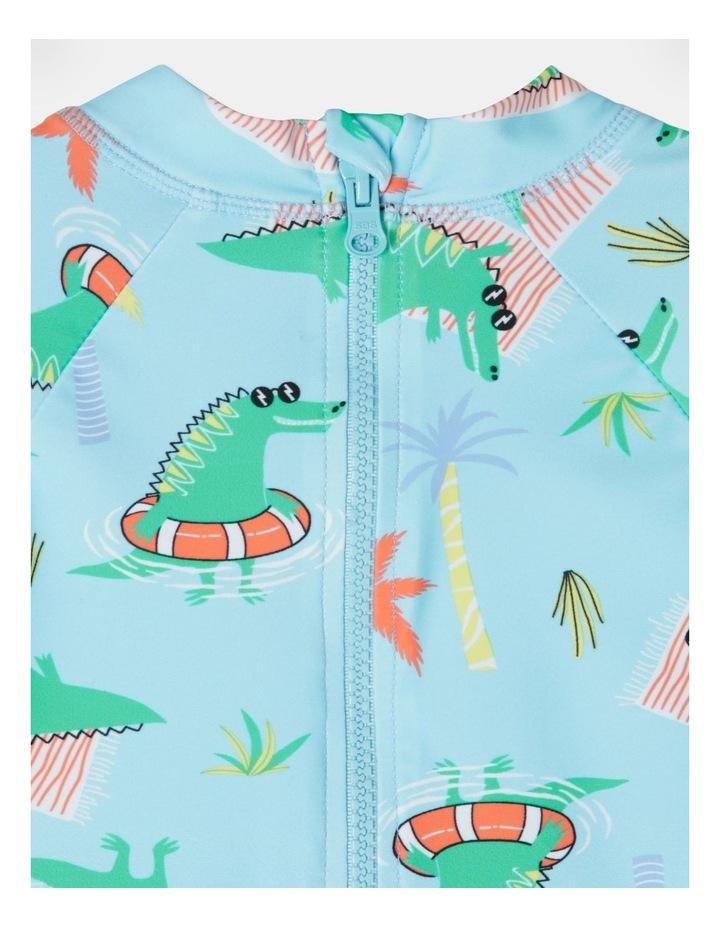 Short Sleeve Swimsuit image 7