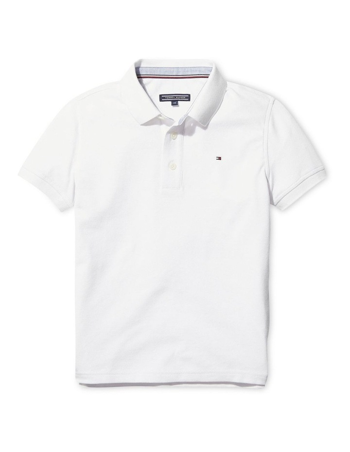 BOYS TOMMY POLO S/S image 1