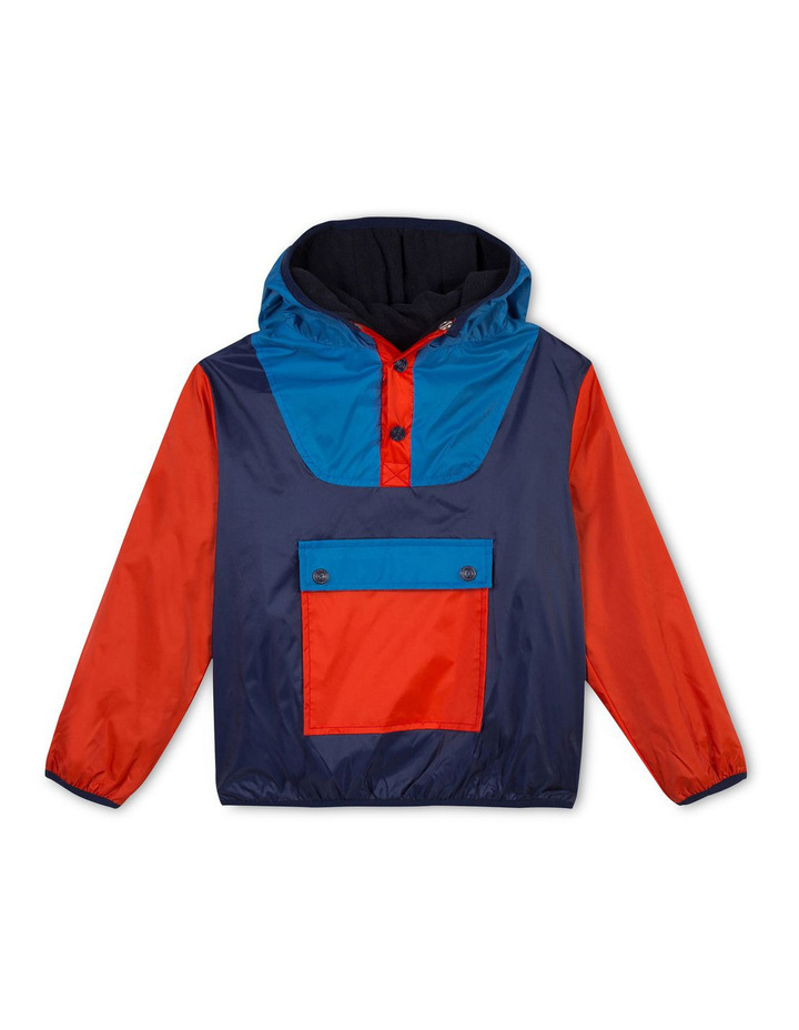 Boys Hooded Jacket - Edano image 1