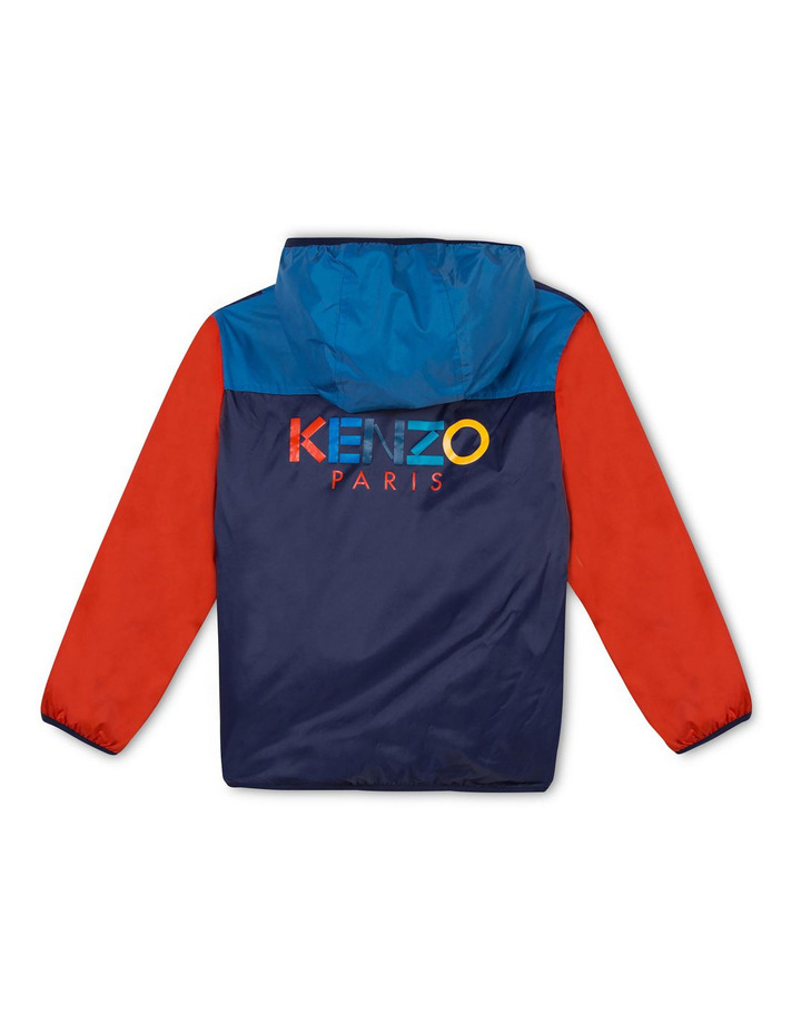 Boys Hooded Jacket - Edano image 2