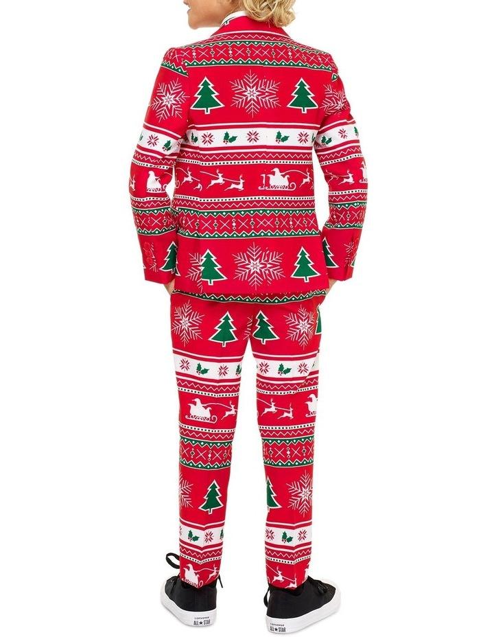 Boys Winter Wonderland Christmas Suit image 2