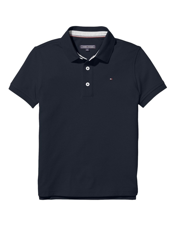 Boys Classic Tommy Polo Short Sleeve Shirt image 1