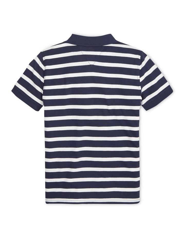 Small Stripe Polo Short Sleeve image 2