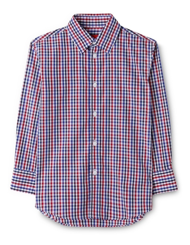 Coloured Check Shirt 3-7 image 1