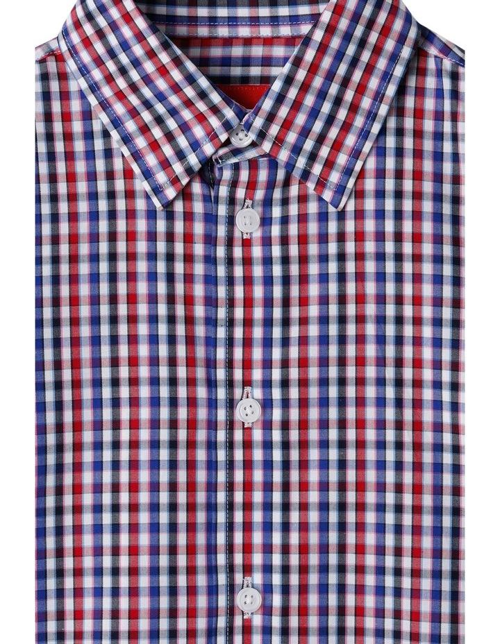 Coloured Check Shirt 3-7 image 2