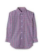 Coloured Check Shirt 3-7