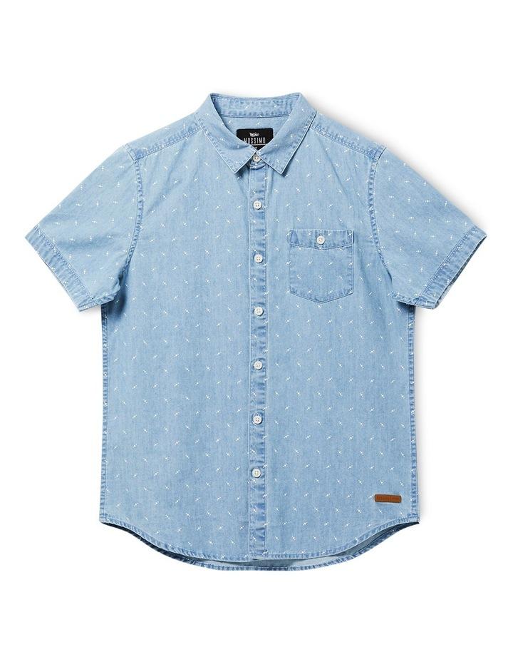 Kids Byron Short Sleeve Shirt 3-7 image 1