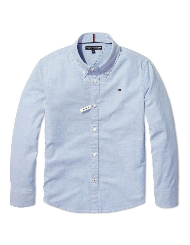 Stretch Oxford Shirt image 1