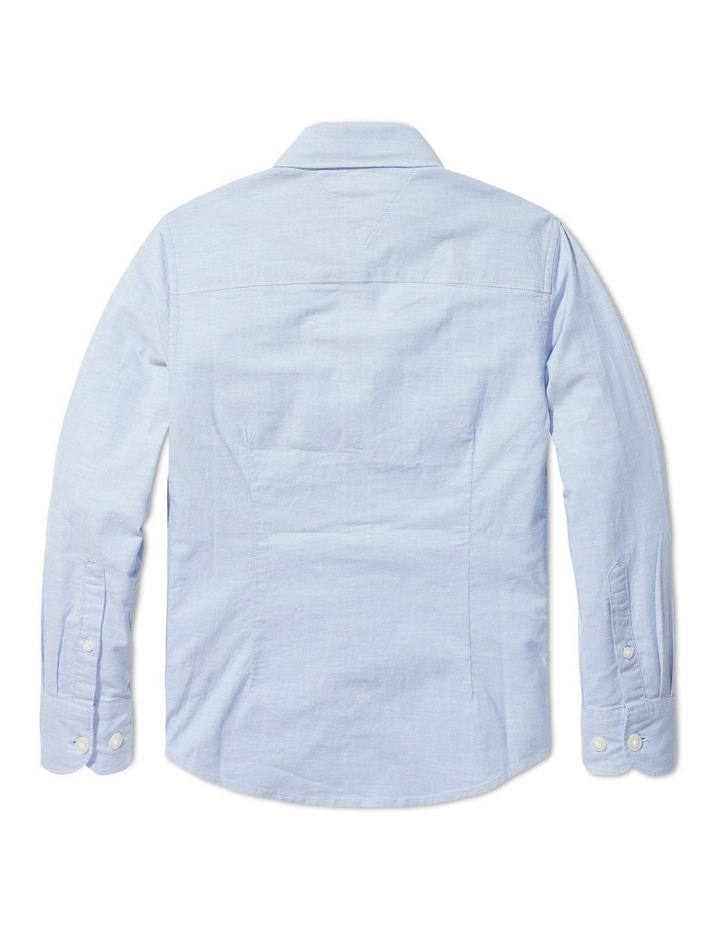 Stretch Oxford Shirt image 2