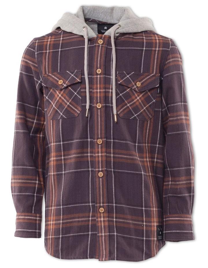 Colorado Hooded Long Sleeve Shirt image 1