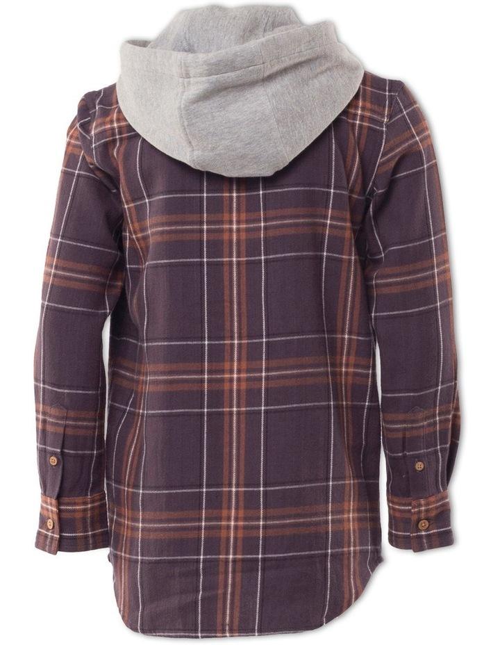 Colorado Hooded Long Sleeve Shirt image 2