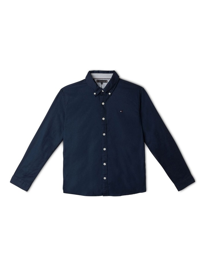 Boys Twill Flag Shirt image 1