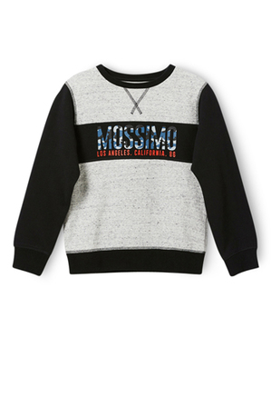 Mossimo - Kids Brookside Fleece Crew