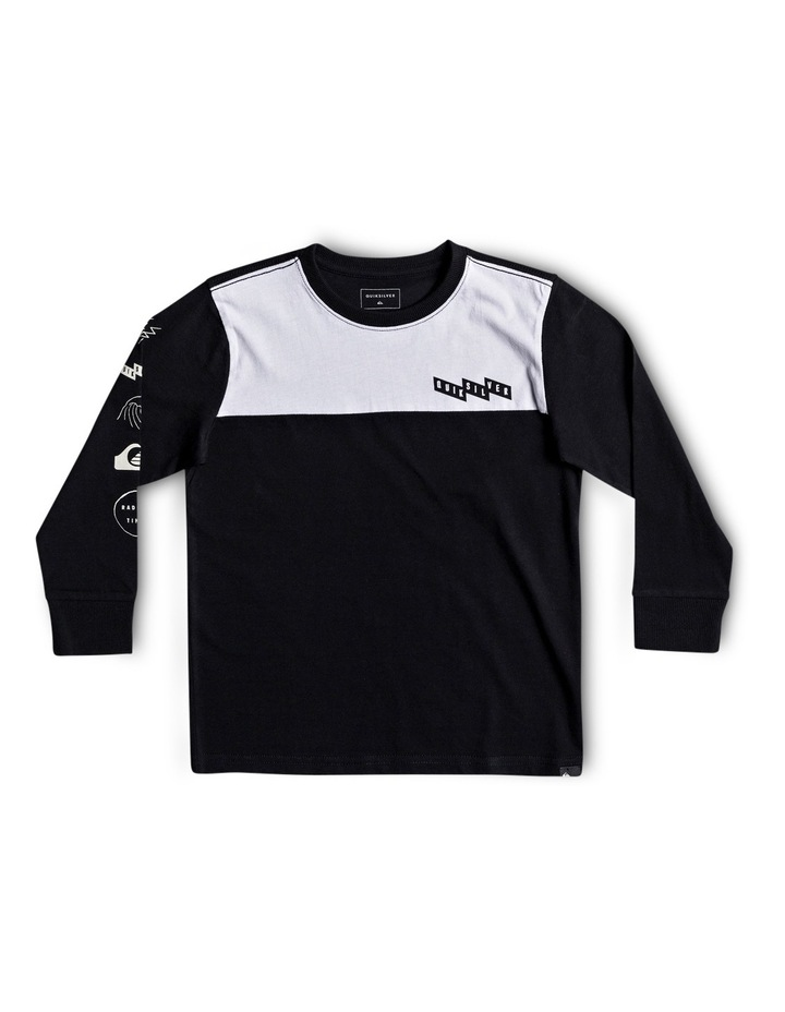 Misty Peaks Boy - Long sleeve T-shirt image 1