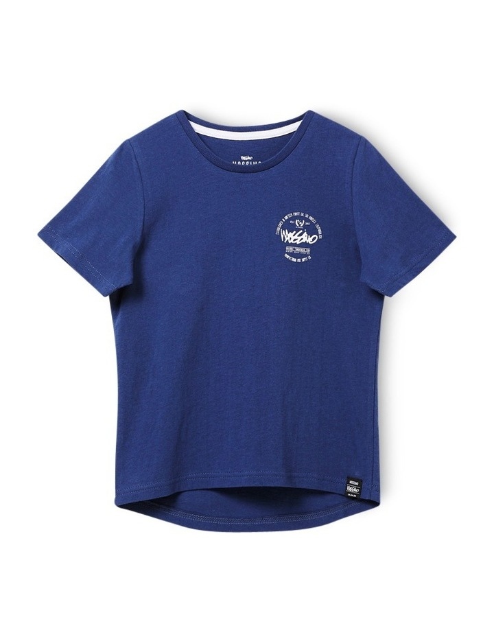 Kids Glacier Drop Tee 3-7 image 1