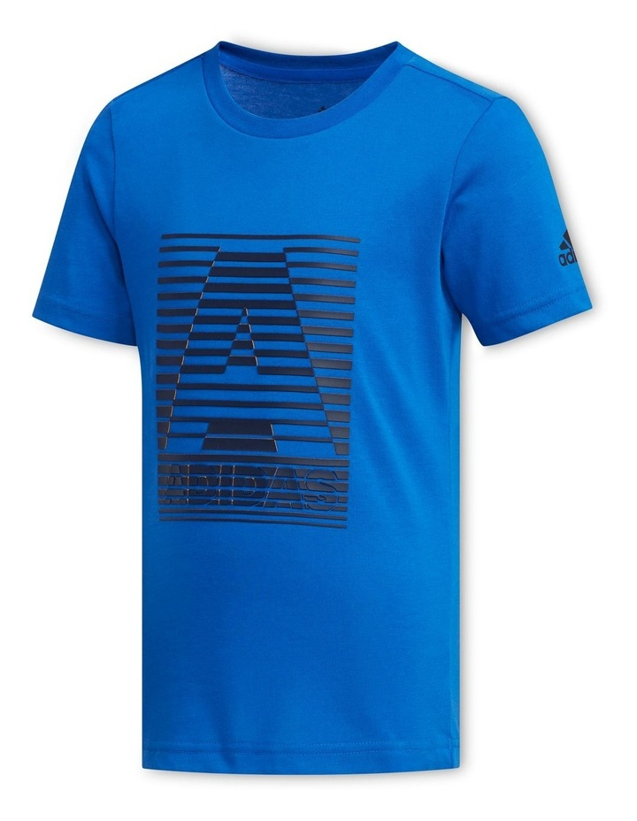 Linear Boys Cotton TShirt image 1
