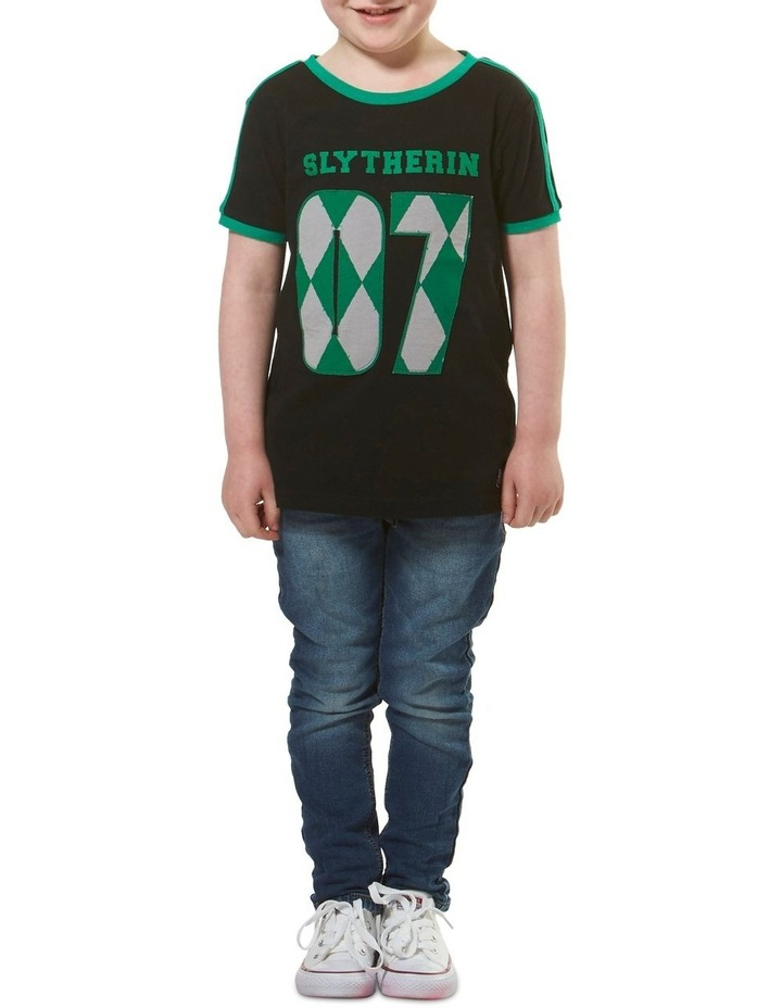 Harry Potter Slytherin 07 Jersey Printed T-Shirt image 3