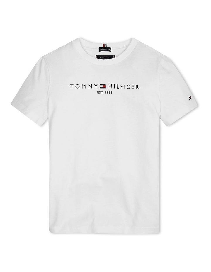 Essential Logo Organic Cotton T-Shirt image 1