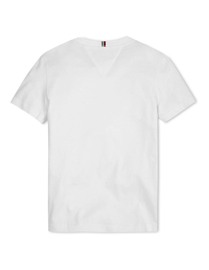 Essential Logo Organic Cotton T-Shirt image 2