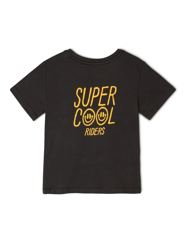 THE CLASSIC TEE_SUPER COOL RIDERS image 2