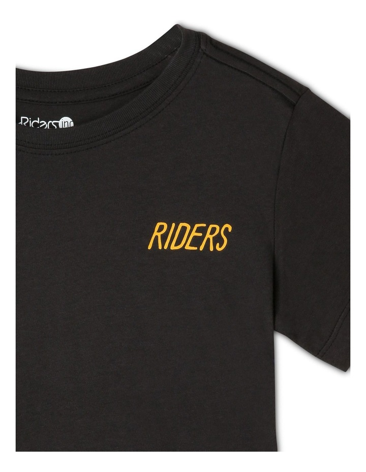THE CLASSIC TEE_SUPER COOL RIDERS image 3