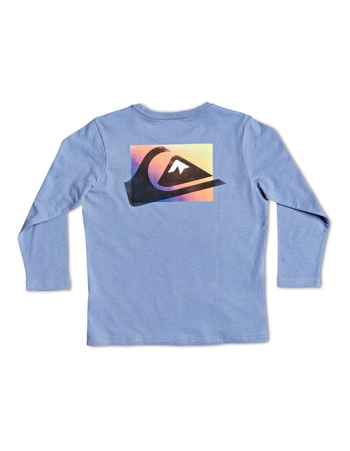 Neon Colours - Long Sleeve T-Shirt image 2