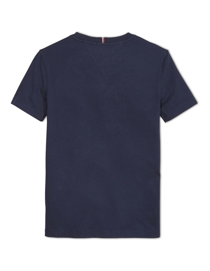 Boys 3-7 Essential Organic Cotton T-Shirt image 2