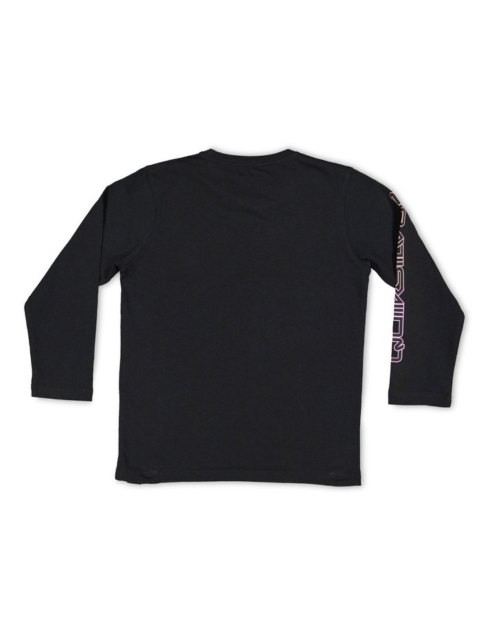 Hype Zone Long Sleeve T-Shirt for Boys 2-7 image 2