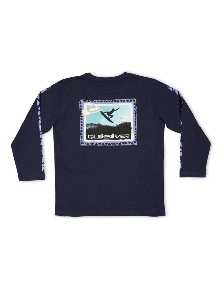 Easy Gone Long Sleeve T-Shirt for Boys 2-7 image 2