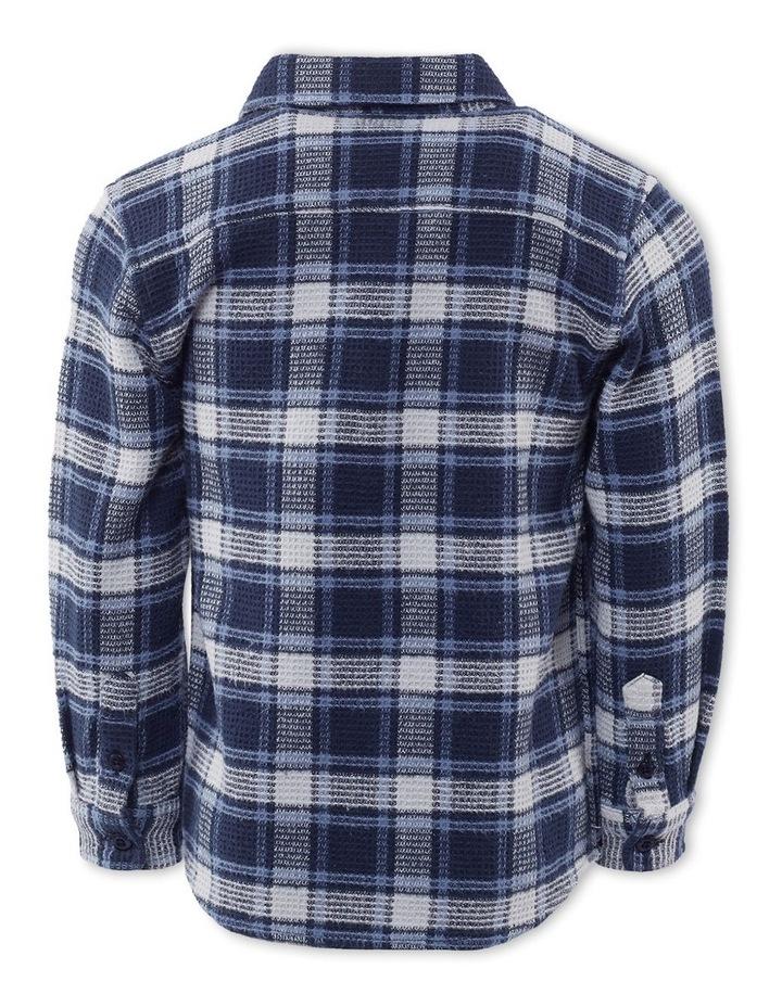 Lakes Waffle Shirt 3-7 Boys image 2