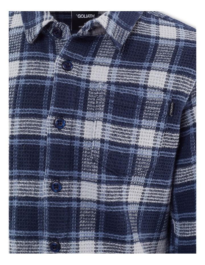 Lakes Waffle Shirt 3-7 Boys image 3