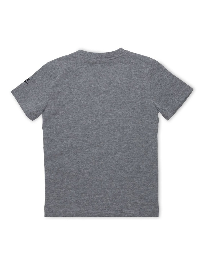 Graphic Short Sleeve T-Shirt Grey image 2