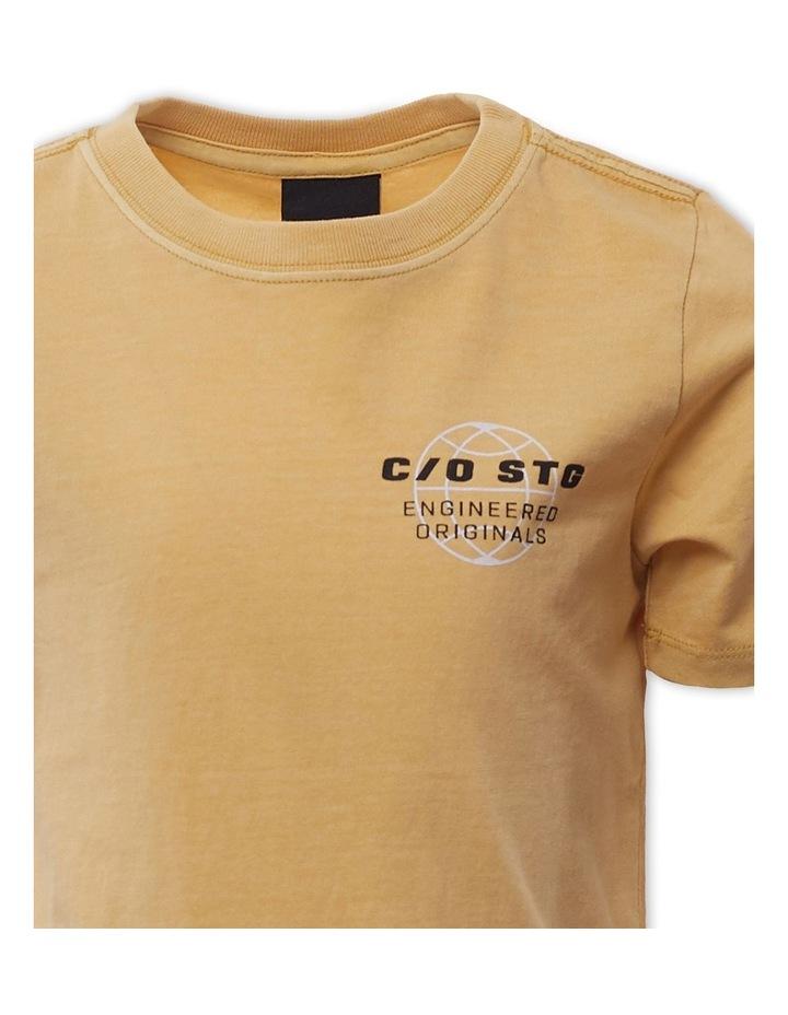 West Yellow T-Shirt image 3