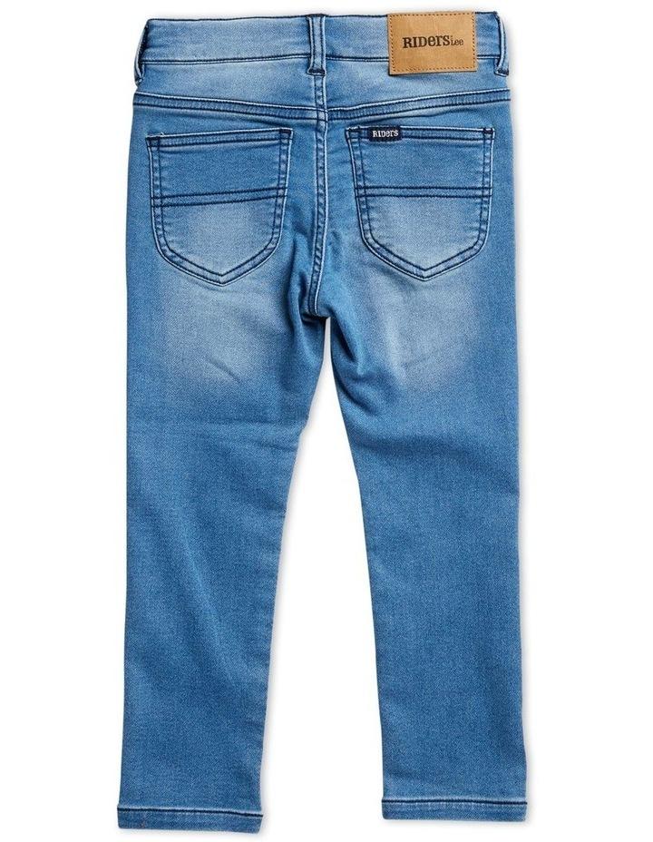 Boys Skinny Knit Jean image 2