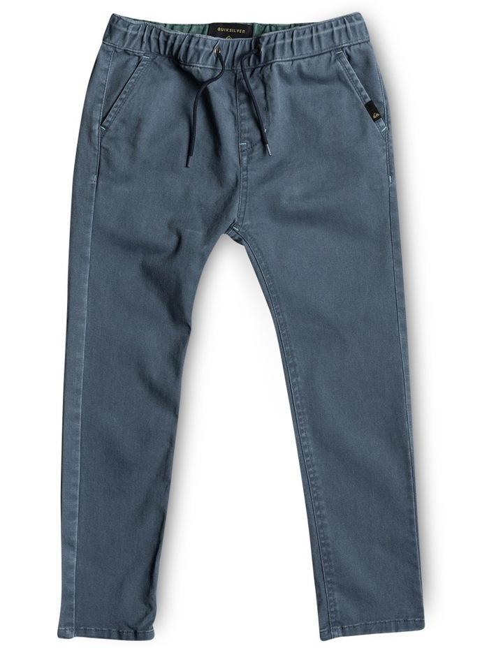 Krandy Elasticated - Slim Fit Pants image 1
