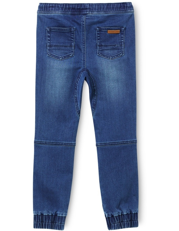 Kids Farrin Denim Jogger image 2