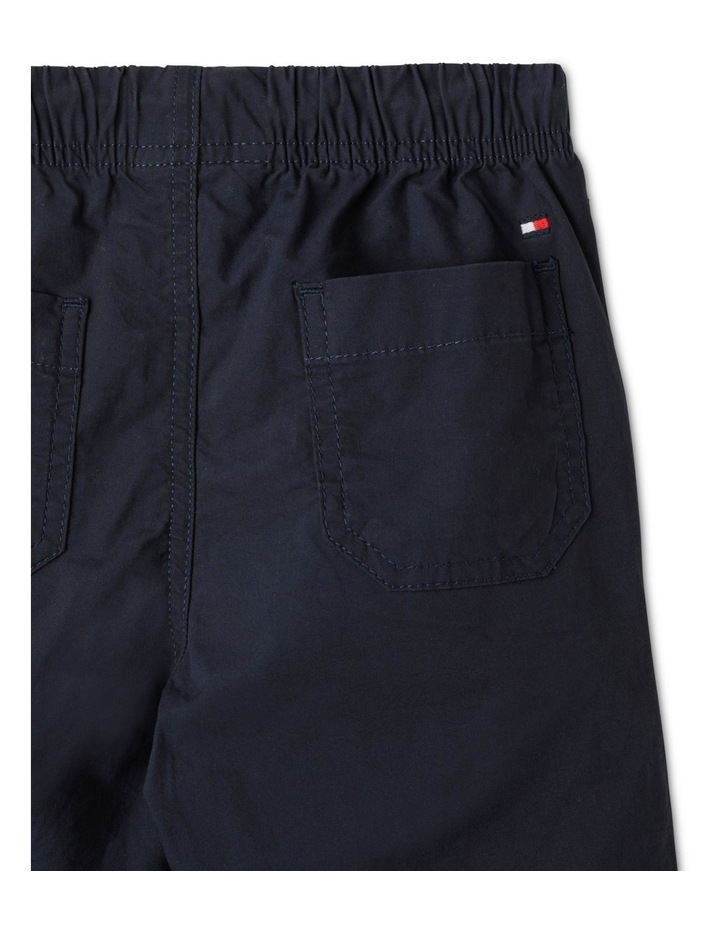 Stretch Poplin Pull Trousers image 5