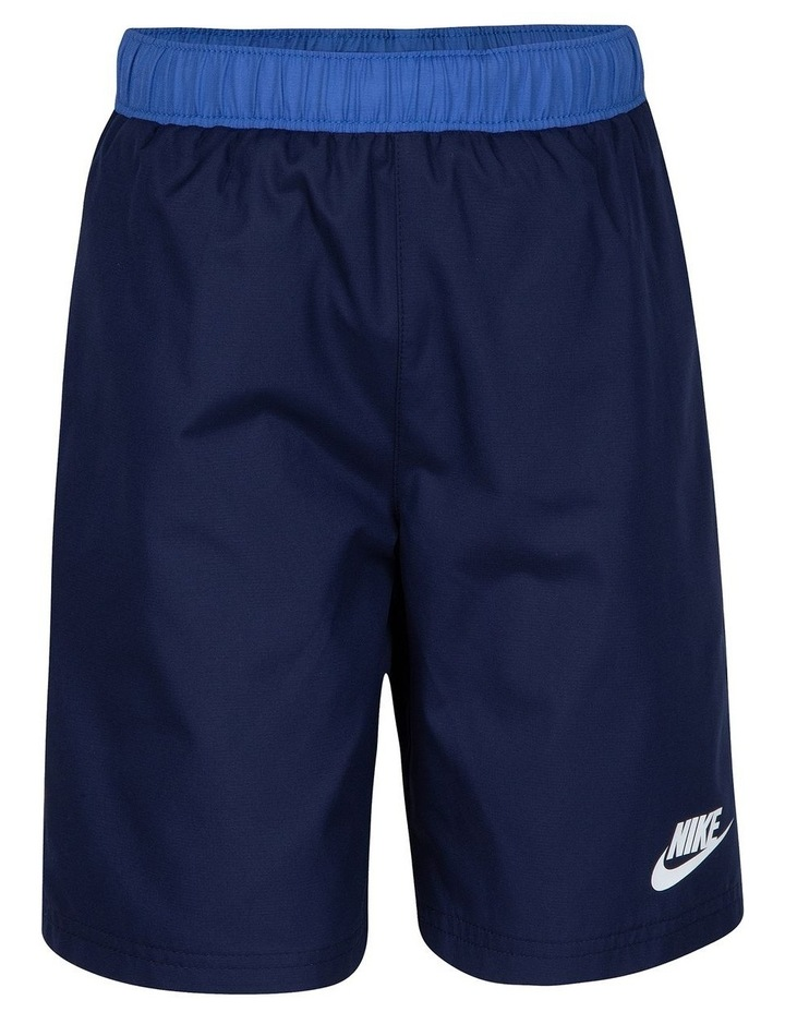 Over-sized Swoosh Woven Short image 1