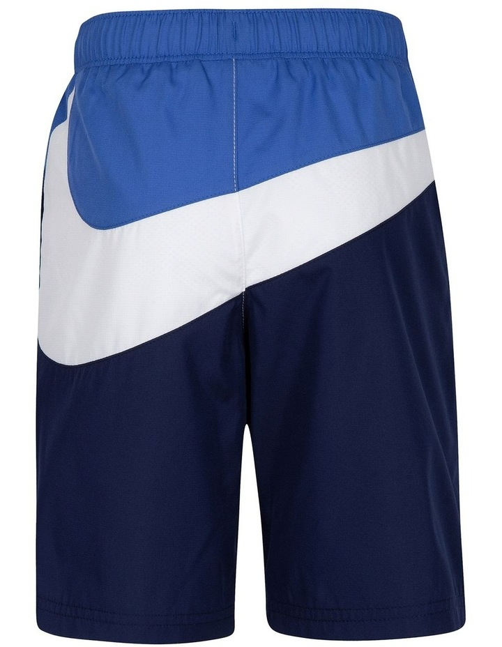 Over-sized Swoosh Woven Short image 2