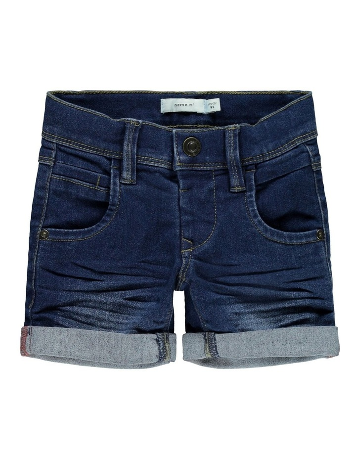 Denim Shorts image 1