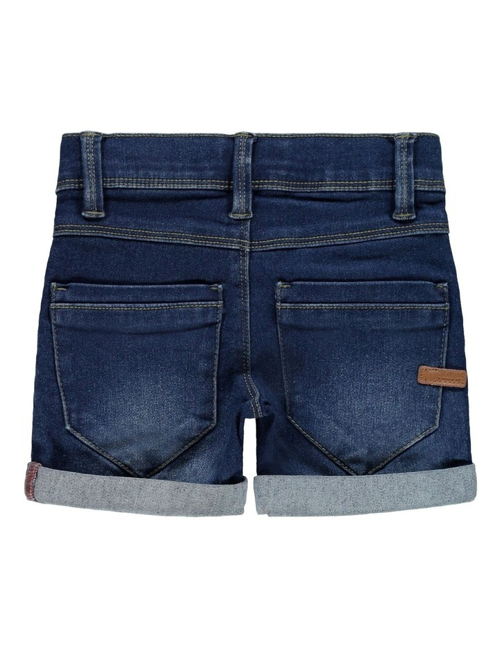 Denim Shorts image 2