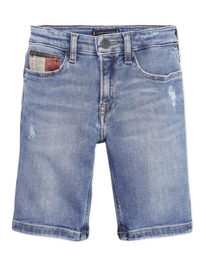 Steve Slim Tapered Shorts image 1