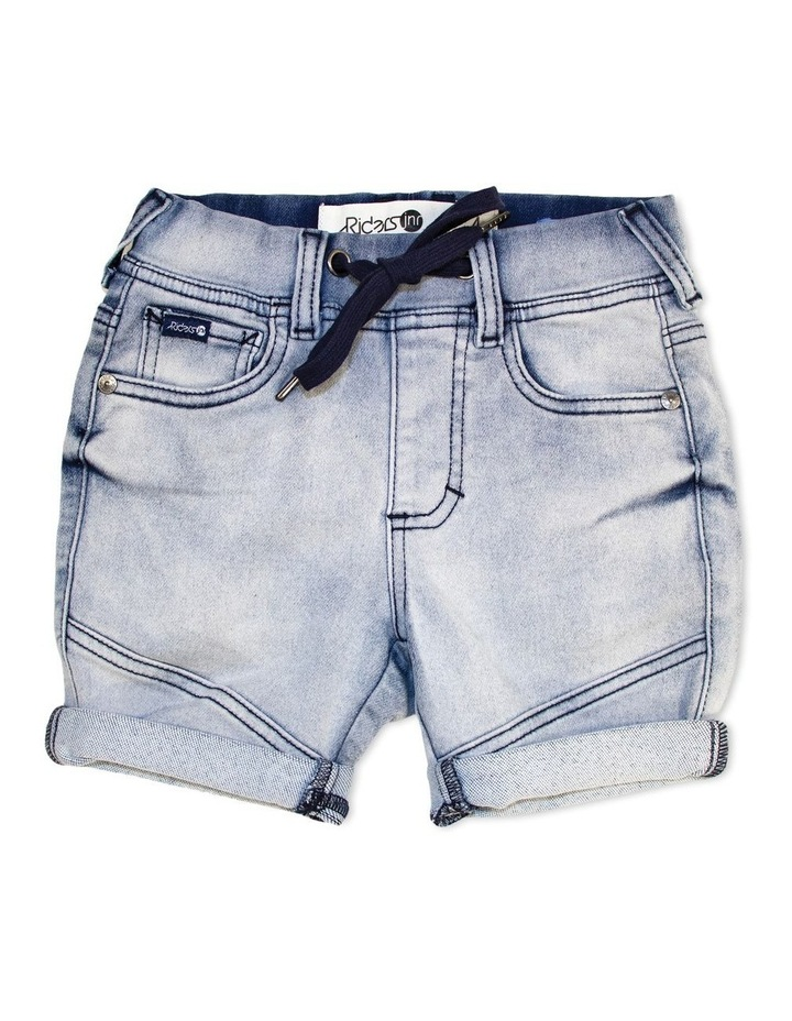 Denim Jogger Short image 1