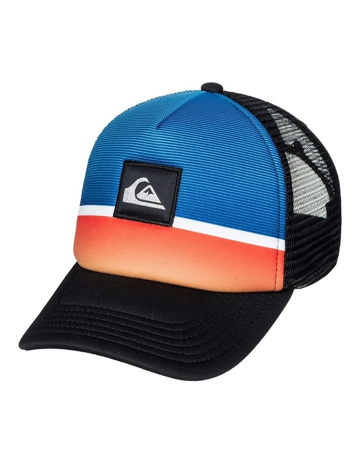Stripe Downer - Trucker Hat image 1