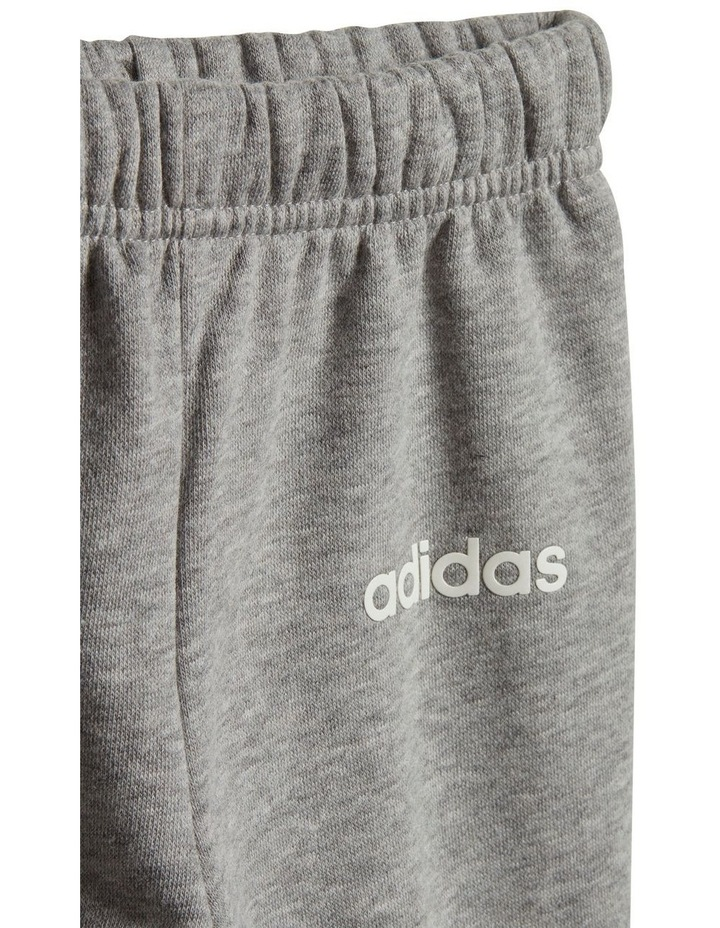 Blue Top and Grey Track Pants image 3