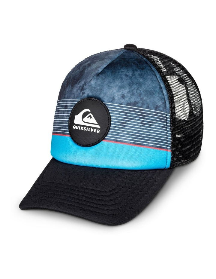 Stripe Pipe Trucker Cap image 1