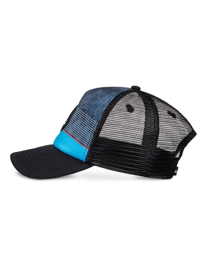 Stripe Pipe Trucker Cap image 2